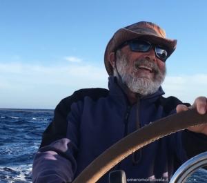 Presidente Omero Associazione Skipper Professionisti Charter e Vela